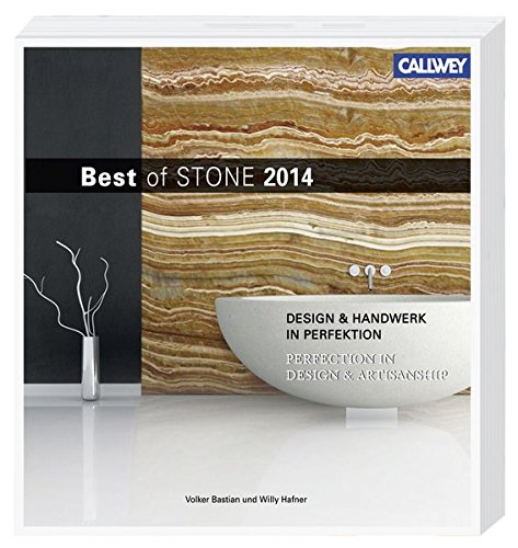 Volker, Bastian: Best of STONE 2014. Design & Handwerk in Perfektion. Dtsch.-Engl.