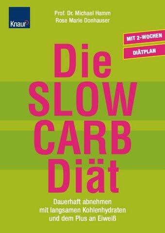 Die SLOW CARB-Diät Dauerhaft abnehmen mit langsamen Kohlenhydraten und dem Plus an Eiweiß Sticker (