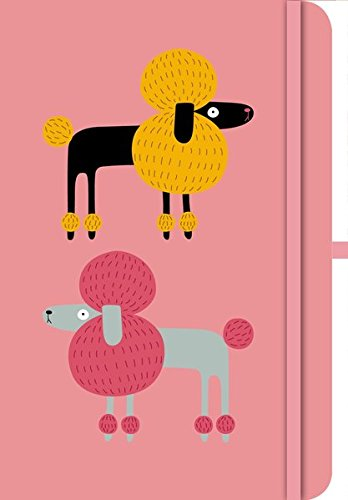 Green Jounal Small Larsen - Dogs Kalender