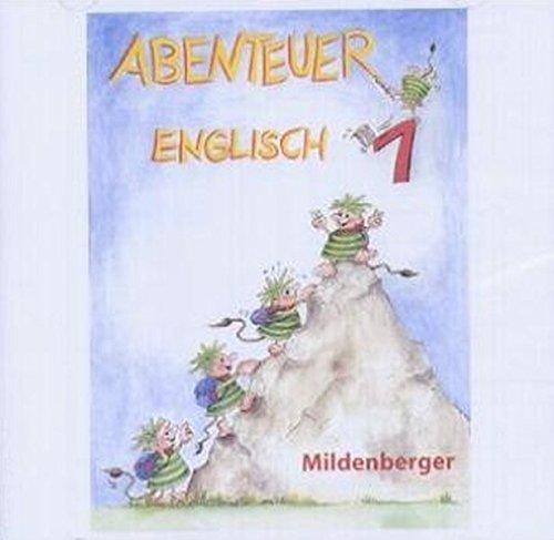 Abenteuer Englisch 1 - 1 Audio-CD