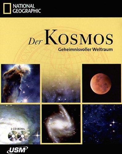 Der Kosmos, 2 CD-ROMs. Geheimnisvoller Weltraum. - Für Windows 98/Me/Nt4.0/2000/XP.