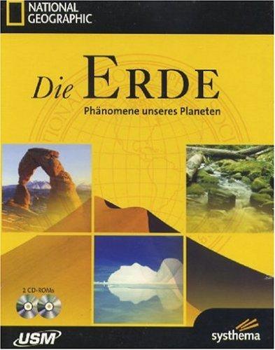 Die Erde, 2 CD-ROMs. Phänomene unseres Planeten. - Für Windows 98/Me/NT 4.0/2000/XP.