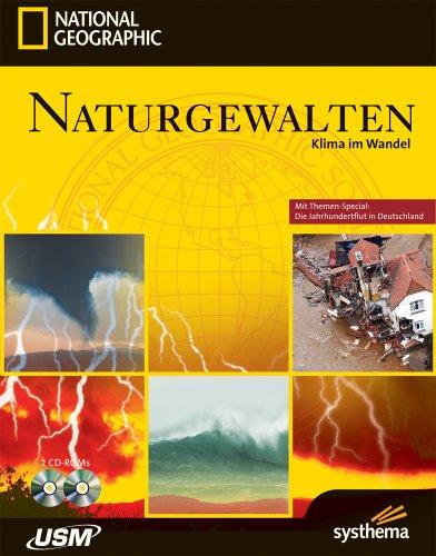 Naturgewalten, 2 CD-ROMs. Klima im Wandel. - Mit Themen-Special: Die Jahrhundertflut in Deutschland.