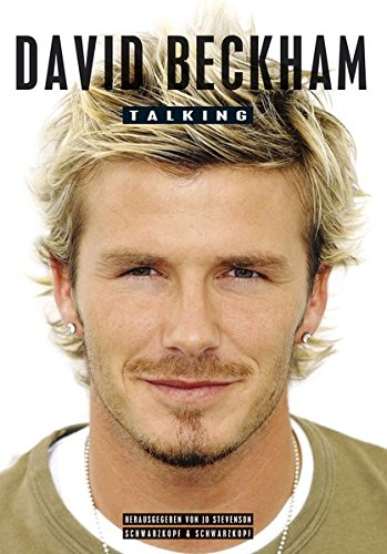 David Beckham - Talking