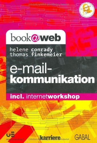 e-mail-kommunikation. Incl. internetworkshop.