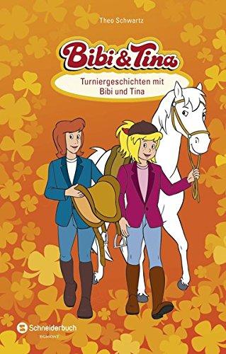 Theo, Schwartz: Bibi & Tina - Turniergeschichten mit Bibi und Tina.