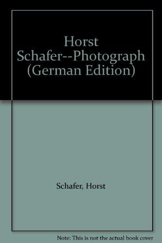 Horst Schäfer - Photograph