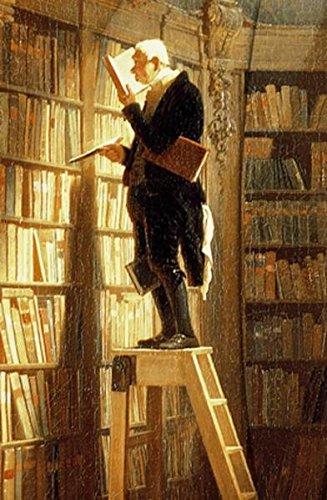 Spitzweg: Bücherwurm