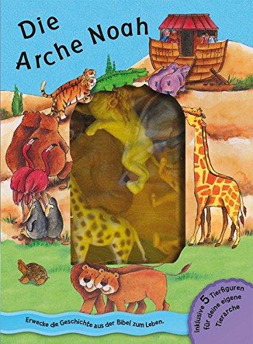 Die Arche Noah Box Erwecke die Geschichte aus der Bibel zum Leben