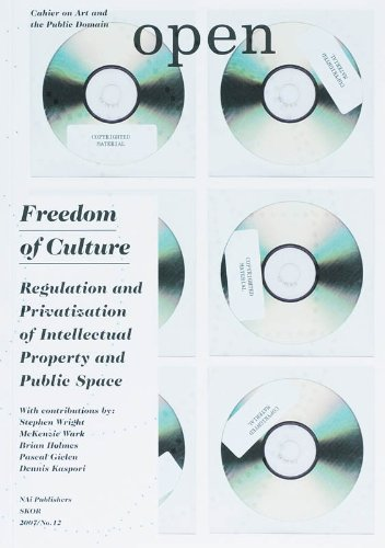 Freedom of Culture Regulation and Privatization of Intellectual Property and Public Space.