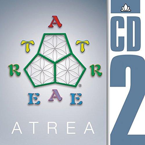 ATREA-CD2, Audio-CD Gesprochen von der Autorin. 48 Min.