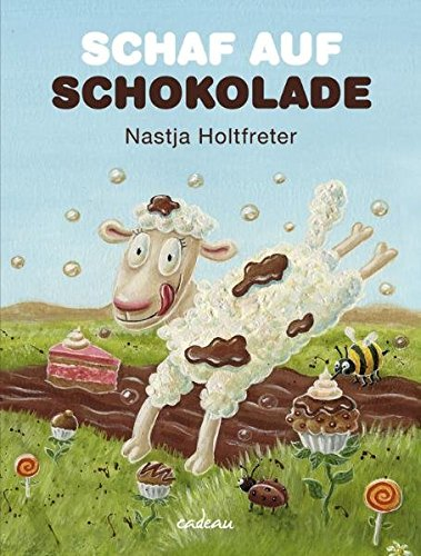 Schaf auf Schokolade - Nastja, Holtfreter