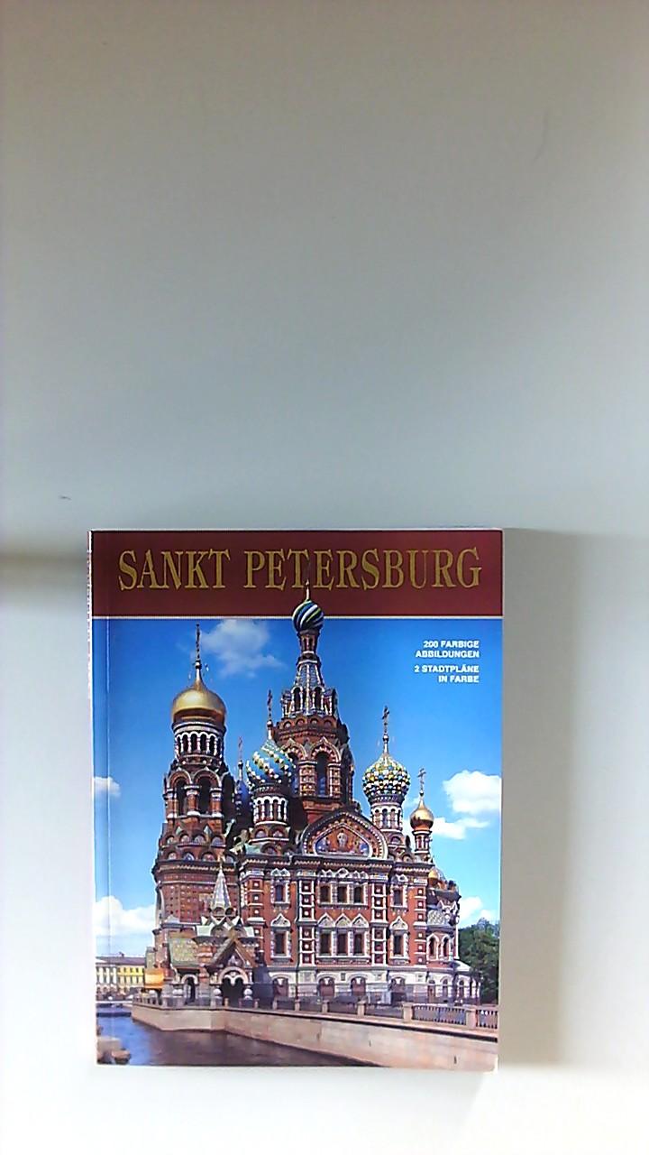 Sankt Petersburg - Peterhof, Zarskoje Selo, Pawlowsk. 300 Jahre St. Petersburg