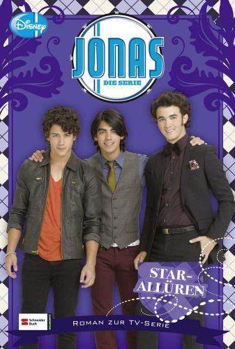 Jonas. Star-Allüren Roman zur TV-Serie