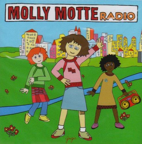Ute, Paier: Molly Motte. Radio. 1 CD. Ab 6 Jahren