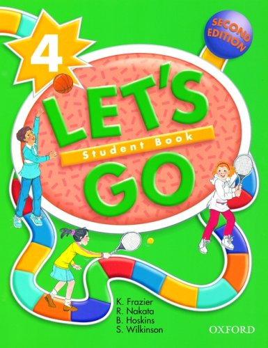 K. u.a., Frazier: Let's Go 4 - Student Book