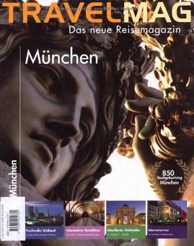 Travelmag, Das Reisemagazin, München Bildband, Reiseführer, Atlas, Internet-Service