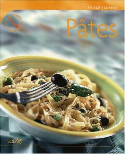 Pates (französische Ausgabe) Horizons gourmands