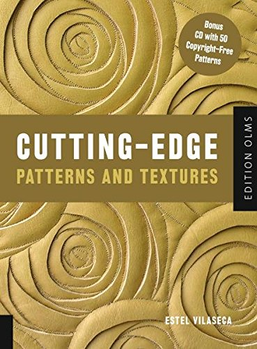 Cutting-Edge Pattern and Textures, w. CD-ROM