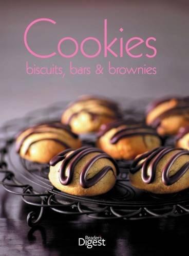 Cookies. biscuits, bars & brownies