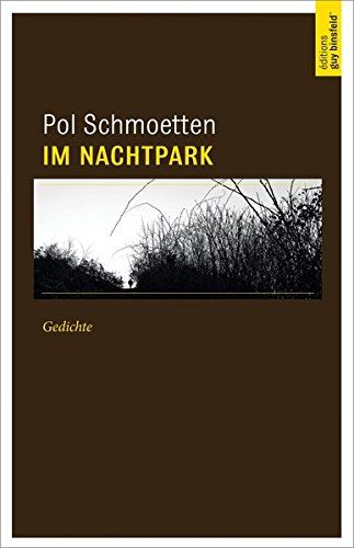 Im Nachtpark Gedichte