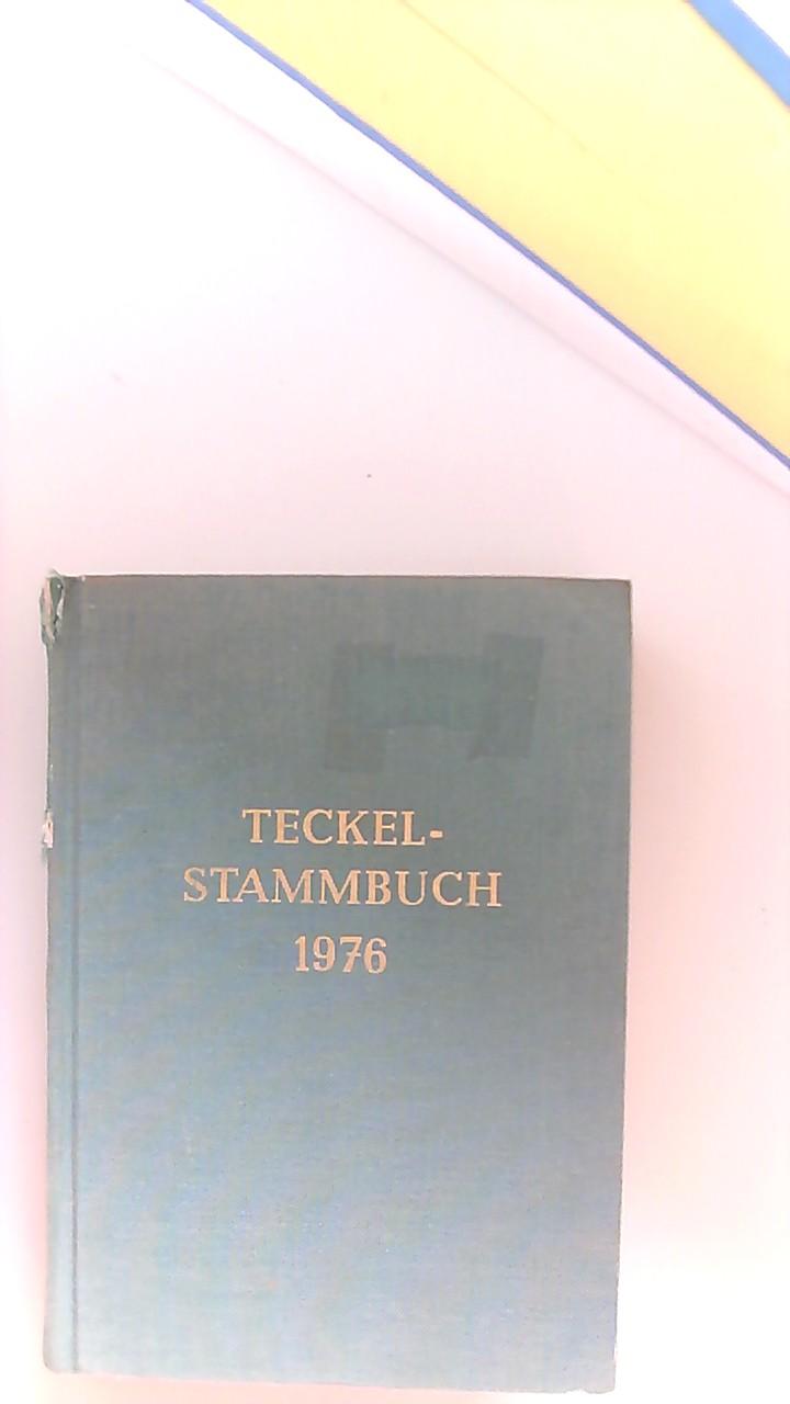 Teckel-Stammbuch 1976 und Gebrauchs-Teckel-Stammbuch - Band 86. Hrsg. vom Deutschen Teckelklub e.V., gegr. 1888.