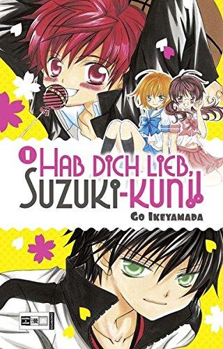 Go, Ikeyamada: Hab Dich lieb, Suzuki-kun!! 1