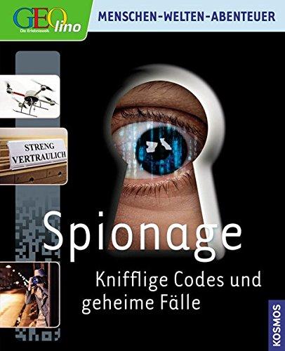 Spionage Knifflige Codes und geheime Fälle