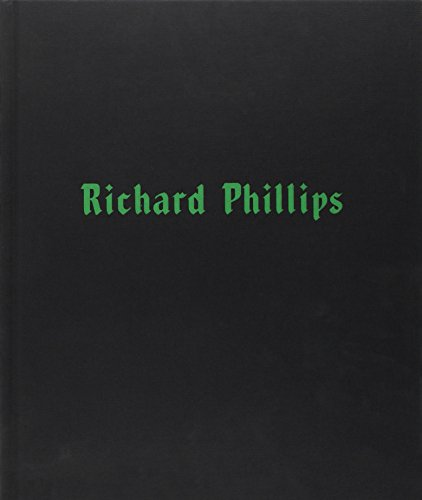 Richard Philipps Exhibition at Gagosian Gallery from April 21 - May 26, 2007