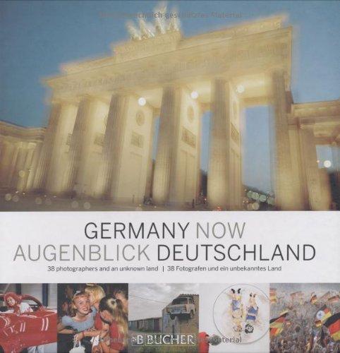Augenblick Deutschland; Germany no Augenblick Deutschland  - 38 Fotografen und ein unbekanntes Land. Zur Wanderauss