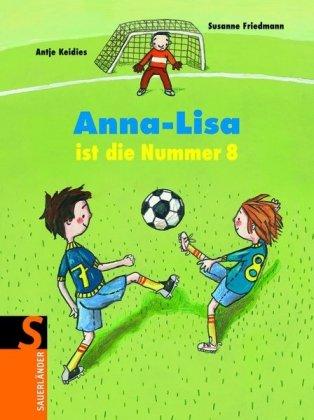 Anna-Lisa ist die Nummer 8