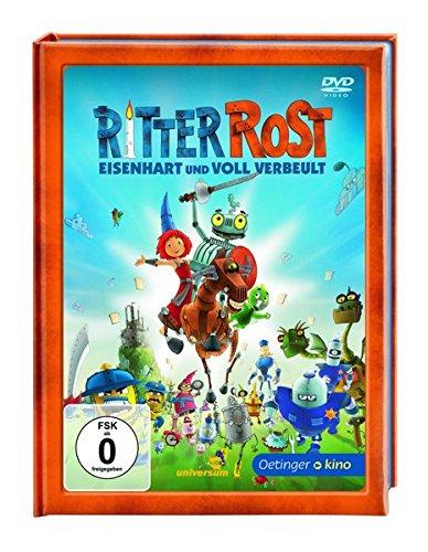 Ritter Rost. Eisenhart und voll verbeult 1 DVD, FSK 0. Laufzeit 81 Min.