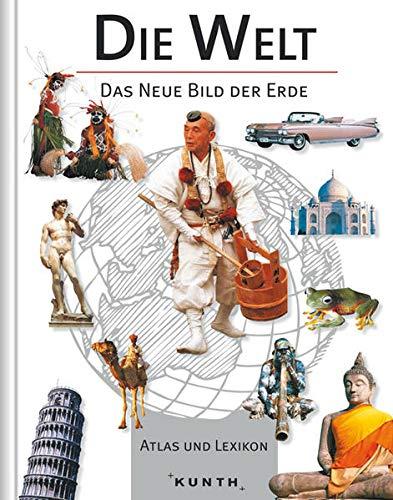 Die Welt, Das neue Bild der Erde. Atlas und Lexikon.