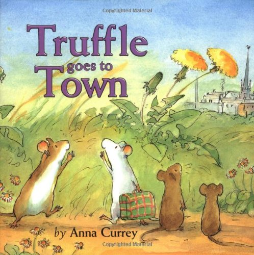 Truffle goes to Town