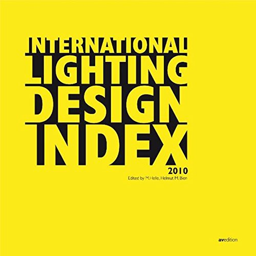 International Lighting Design Index 2010.
