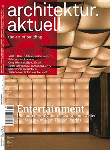 architektur.aktuell. Nr. 332/November 2007