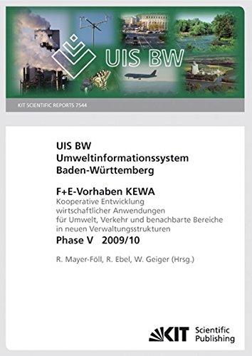 Umweltinformationssyste Baden-Württemberg