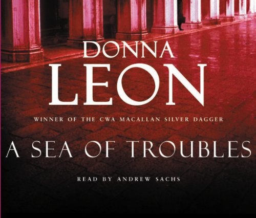 Donna, Leon: A Sea of Troubles 3 CDs
