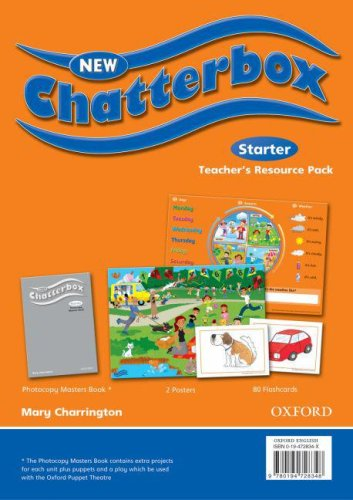 New Chatterbox, Starter, Teacher