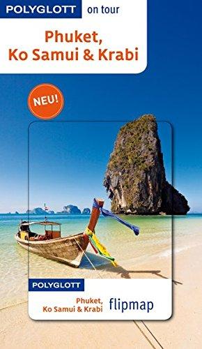 Phuket, Ko Samui &  Krabi Polyglott on tour mit flipmap