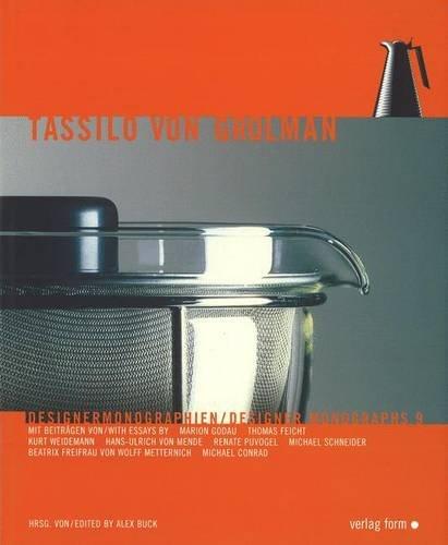 :Tassilo von Grolman Designer Monographs/ Designer Monographien 9