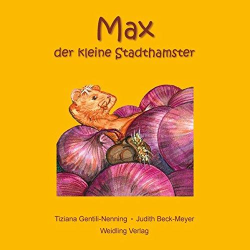 Max der kleine Stadthamster