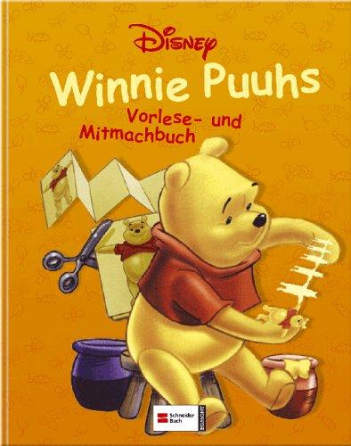 Winnie Puuh, Vorlese- und Mitmachbuch.