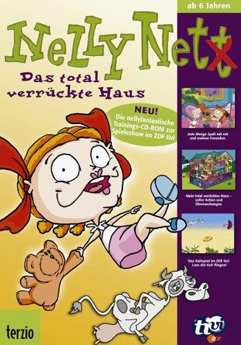 Nelly Net, 1 CD-ROM. Das total verrückte Haus.