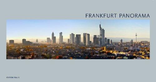 Frankfurt Panorama. Dtsch.-Engl.-Französ.-Span.-Japan.-Russ.-Chines.