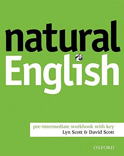 Natural English Pre-intermediate, Workbook with Key
