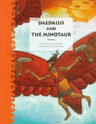 Daedalus and the Minotaur.