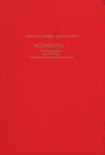 Scharuna I - Der Grabungsplatz - Die Nekropole Gräber aus der Alten-Reichs-Nekropole