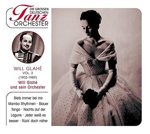 Will Glahe und sein Tanzorchester Folge 2  CD
