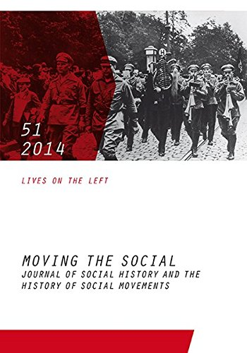 Moving the Social Journal of social history and the history of social movements